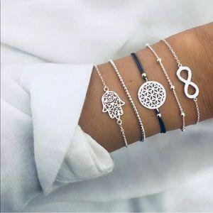 Jewelry - ✜ New Layered Boho Bracelet Set ✜